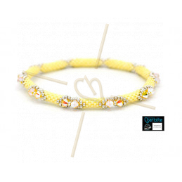 Kit Bangle Bracelet Lemon Ice