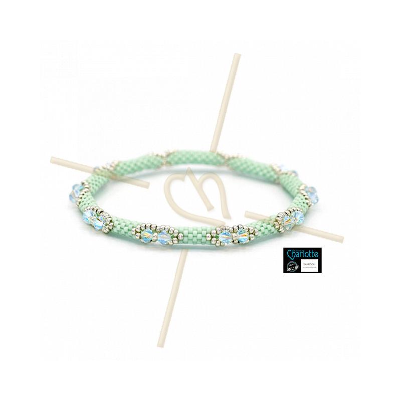 Kit Bangle Bracelet Mint