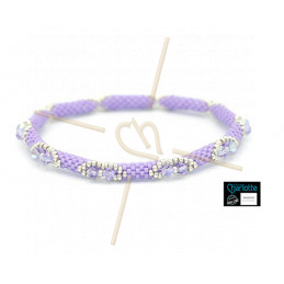 Kit Bangle Bracelet LumiPastel Colombine