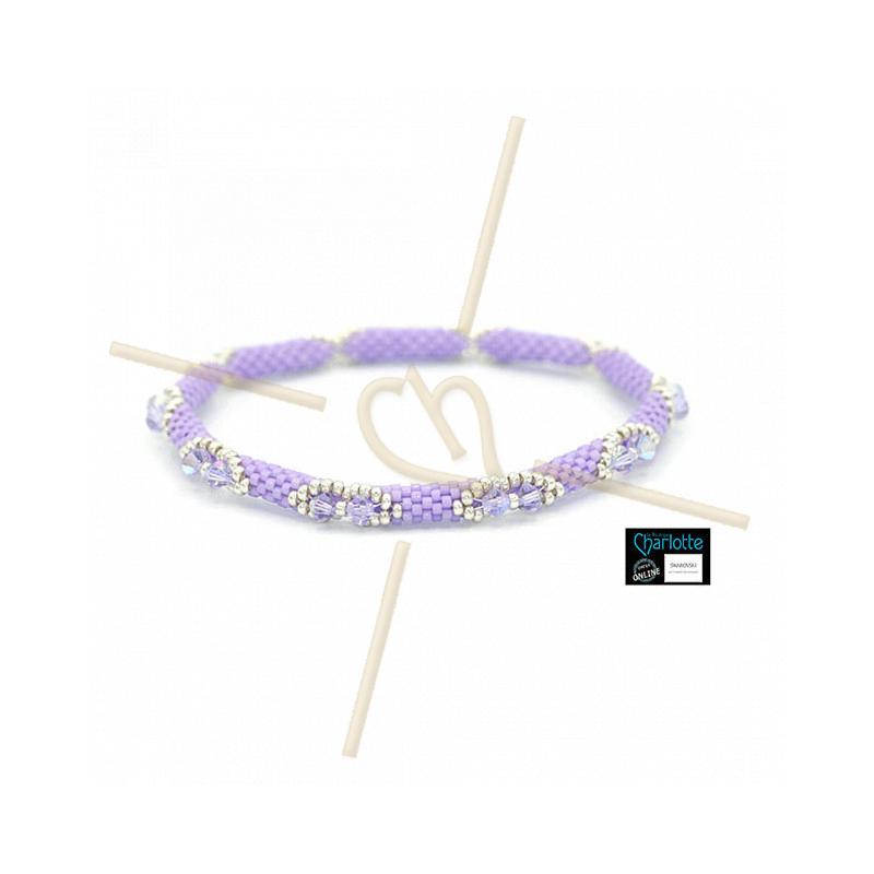 Kit Bangle Bracelet LumiPastel Colombine