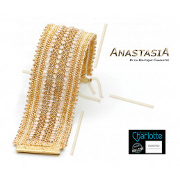 Kit armband Anastasia Gold