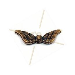 """pendentif """"wings"""" 31*11mm"""