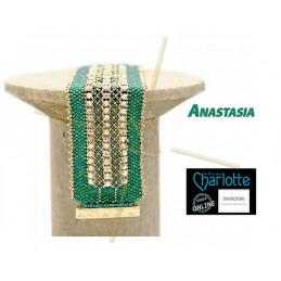 Kit armband Anastasia Babilule Green