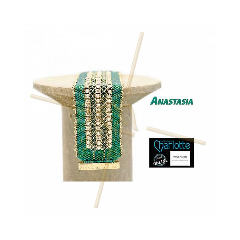 Kit Bracelet Anastasia Green Babilule