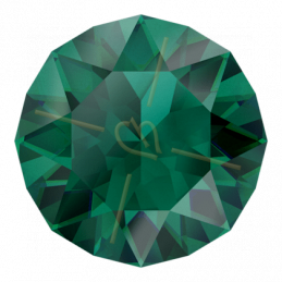 Swarovski 1088 SS39 8mm Emerald Ignite