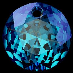 Swarovski pendant 6430 8mm Bermuda Blue