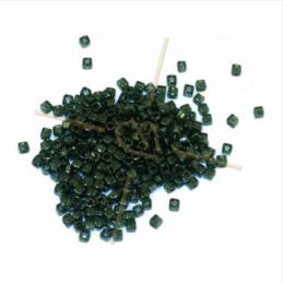 Miyuki Cube 1.8mm Olive Green Gold Luster 306