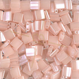 Tila bead Miyuki Pink Pearl Ceylon TL519