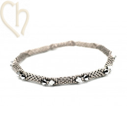 Kit Bangle Bracelet Steel is Back