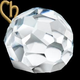 Preciosa MC 3/4 Ball 662 - Regular Cut Crystal