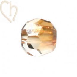 Preciosa Crystal Round bead 4mm Venus