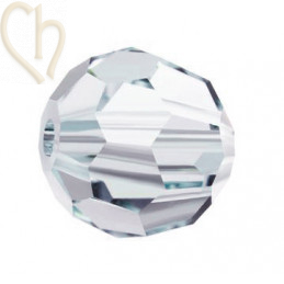 Preciosa Crystal Round bead 4mm Crystal Lagoon