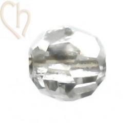 Preciosa Crystal Round Bead 4mm Labrador Half - Lab-H