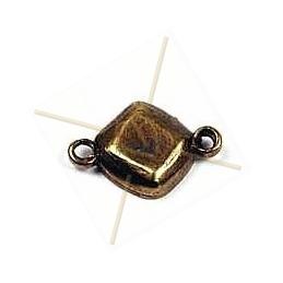houder met 2 ringetjes voor 4470 12*12mm