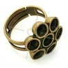 ring rond voor 7 strassen 5.5mm