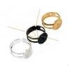 Ring adjustable 12mm disk
