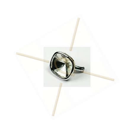 basic for PVCtube 5mm + cabochon 12*12mm