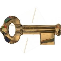 ronde strassbal 8mm smoked topaz