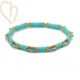Kit Bangle Bracelet Mint