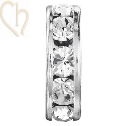 Maxima Rondell 10mm Crystal