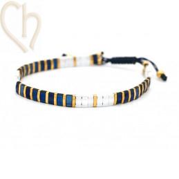 Kit bracelet avec Miyuki...