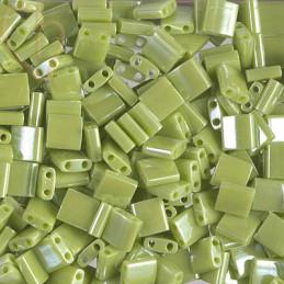 Miyuki Tila bead Opaque...