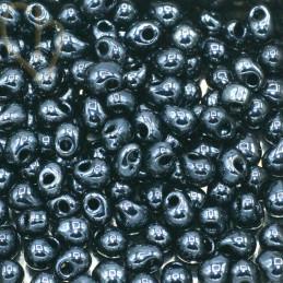Drop gouttes perles Miyuki 3,4mm - DP-451 Hematite
