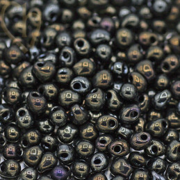 Drop beads Miyuki 3,4mm - DP-458 Scarabee Bronze