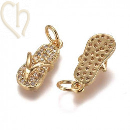 Charms flipflop 15mm with...