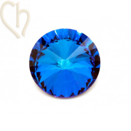 Rivoli 16mm 1122 Aurora Crystal - Bermuda Blue