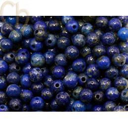 Natuursteen 4mm - Lapis Lazuli