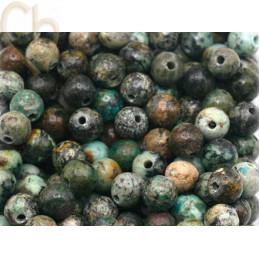 Natuursteen 4mm - Turquoise d'Afrique