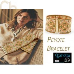 Kit bracelet peyote...