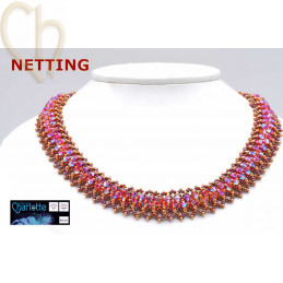 Pack Necklace Netting - Red