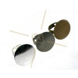 Regelbare ring plateau 26mm