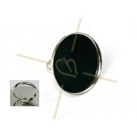 Adjustable ring with disk 30mm
