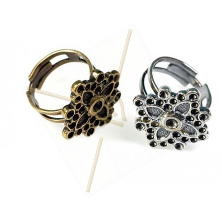 ring multiple stones