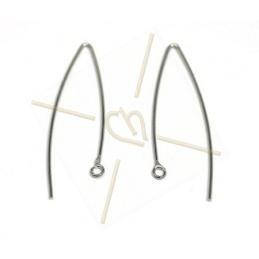 """Earrings """"harpon"""" 44mm"""