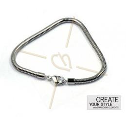 Swarovski bracelet style...