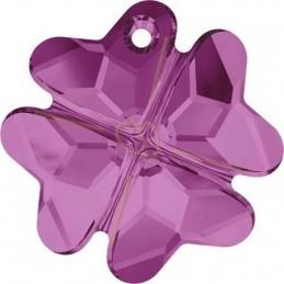 Swarovski pendentif Treffle...