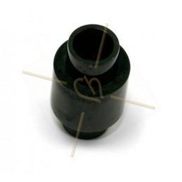 magneetslot gunmetal voor 4mm