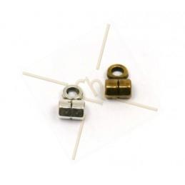 tube + anneau 4*6mm diam. 2mm