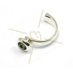half bracelet for Swarovski...