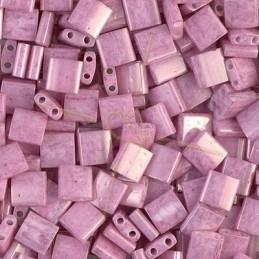 Tila bead opaque antique...