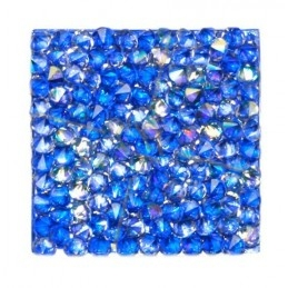 Rocks carre 27mm Cristal AB...