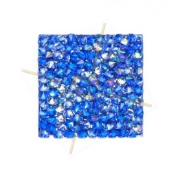 Rocks carre 20mm Cristal AB...