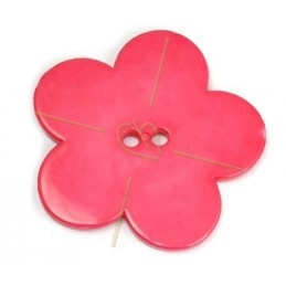flower bigpop 60mm - pink