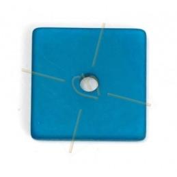 Polaris vierkant 25mm Blauw