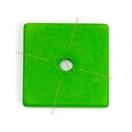 Polaris square 25mm green