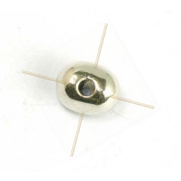 metal ball 6*8mm inter. 2.3mm